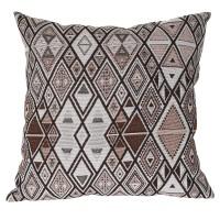 Curated Home Cushion Cover Sarung Bantal Sofa 45 x 45cm Triangle Boho