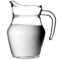 Gelas Pitcher 500ML Water Jug Milk Jug Juice Jug Gelas Cafe Jus Kopi