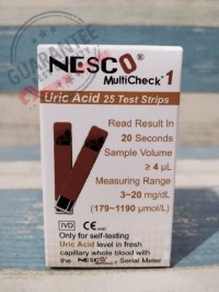 Strip Urid Acid Nesco