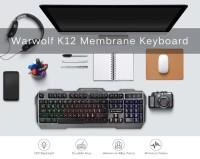 Warwolf Gaming Keyboard K12 | RGB