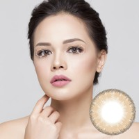 Softlens EOS - Luna Natural Almond