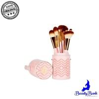 BH COSMETICS Pink Perfection - 10 Piece Brush Set