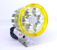 LAMPU SOROT LED PUTIH | LAMPU TEMBAK LED OUTDOOR MOBIL DAN MOTOR