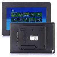 Digital Photo Frame High Definition Media Frame 10 inch 1024x600 Hitam
