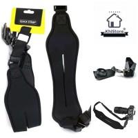 Tali Selempang Kamera SLR DSLR - Caden Quick Rapid Camera Sling Strap