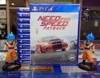 Game Ps4 NEED FOR SPEED PAYBACK