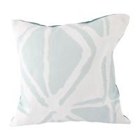 Cushion Cover 43  x 43 Cm 7810-9 -  Blue
