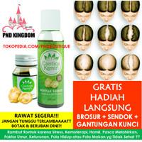 Paket CANTIQA KEMIRI ~ Penyubur Rambut / Penumbuh / Penebal Rambut