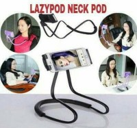 Lazy hanging neck stand lazypod Holder hp leher