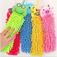 Lap Tangan Microfiber / Hand Towel / Lap Tangan Cendol / Lap Tangan Un