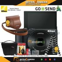 Nikon 1 J5 Kit 10-30mm Kamera Mirrorless Paket