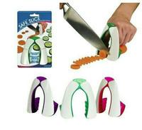 Safe Slice Finger / Alat Pengaman Jari Saat Memotong Sayur Dan Buah