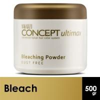 Makarizo Professional Concept Ultimax Bleaching Powder Pot 500 gr