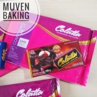 COKLAT BATANG COLATTA DARK 1 Kg / CHOCOLATE COMPOUND COKELAT