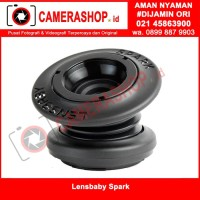 Lensbaby Spark for Nikon (BARU,Original dan Bergaransi Resmi)