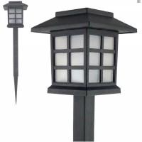 Lampu Taman Tancap LED Energy Solar