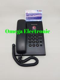 RESMI Panasonic KX-TS505MX - Pesawat Telepon Kantor Rumah Kabel