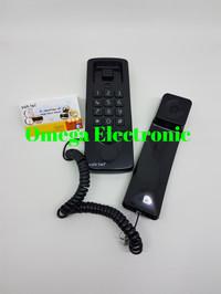 Telepon Sahitel S21 - Telpon Kabel Rumah Kantor Single Line Gantung