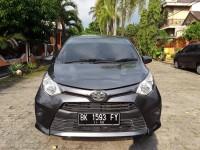 Dijual Toyota Calya M/T 1.2 type E 2017 - Grey Metallic