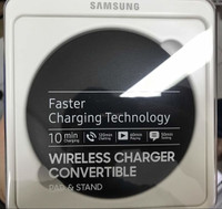 SAMSUNG Original Wireless Charger For SAMSUNG Galaxy S8 - S8 Plus