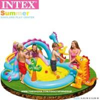 Kolam Renang  Anak Dinosaurus  Intex 57135 Dinoland Play Center