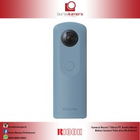 Ricoh Theta SC Spherical Digital Camera (Blue)