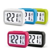 Jam Meja Pintar. Smart Clock Digital