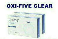 softlens bening bulanan monthly oxifive clear ready minus tinggi -15