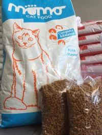 Makanan kucing - Momo Cat Tuna Repack 1kg