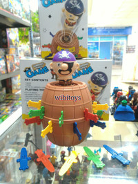 Mini Jumping Pirates Roulette Game Mainan Tong Bajak Laut pirate