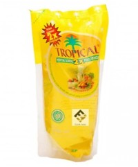 Minyak Goreng Tropical 1L/1 Liter/1000ml Pouch. GOJEK