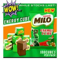 milo cube isi 100 nestle original (grosir) ready tangerang