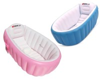 Bak Mandi Bayi Balon / Baby Bath Tub Intime BONUS Pompa