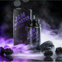 Jam monster - Blackberry - Premium liquid USA