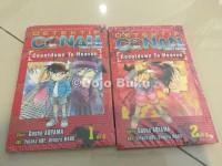 Komik: Detektif Conan The Movie: Count Down to Heaven by Aoyama Gosho