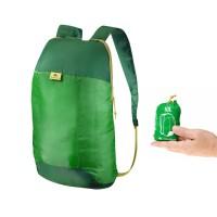 Tas Mini Lipat Dompet Backpack Quechua 10 L Waterproof 100% Original