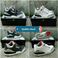 NIKE AIR JORDAN 3 RETRO FOR MENS BASKET BALL