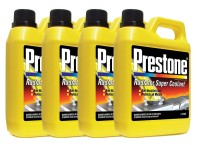 PRESTONE [BUNDLE] RADIATOR SUPER COOLANT (CONCENTRATE) 1L X 4