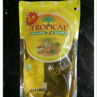 Minyak Tropical 500 ml Per Pouch