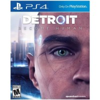 PS4 Detroit Become Human  (Region 3/Asia/English)