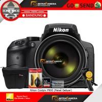 Nikon Coolpix P900 (Paket Gebyar)