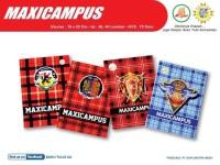 Buku Tulis Maxi Campus AA 36