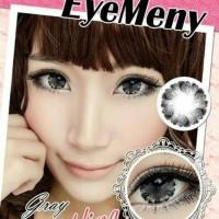 Softlens Eyemeny Pudding 22.8mm Free Lenscase