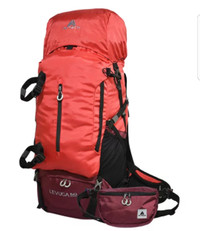 Tas Gunung Carrier Avtech Levuca 60 L Include Raincover