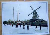 Kartu Pos Belanda Jadul