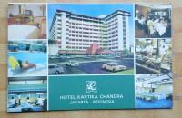 2 Kartu Pos Hotel Jadul