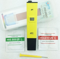 PH Meter Digital Tester Alat Ukur pH air