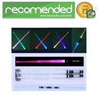 Pedang Mainan Double Bladed Lightsaber Star Wars - Multi Warna