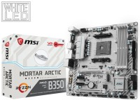 MSI B350 TOMAHAWK ARCTIC (Socket AM4 DDR4)