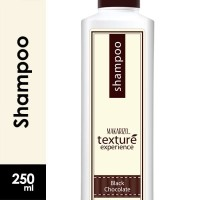 Makarizo Professional Texture Experience Shampoo Black Chocolate 250ml